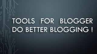 blogging tools image