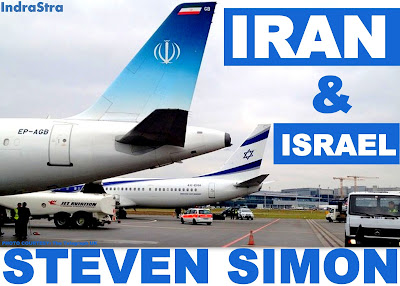 Iran and Israel by Steven Simon, IndraStra