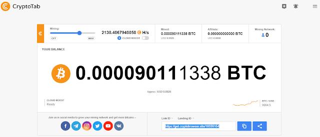 Cryptotab benar membayar dan legit