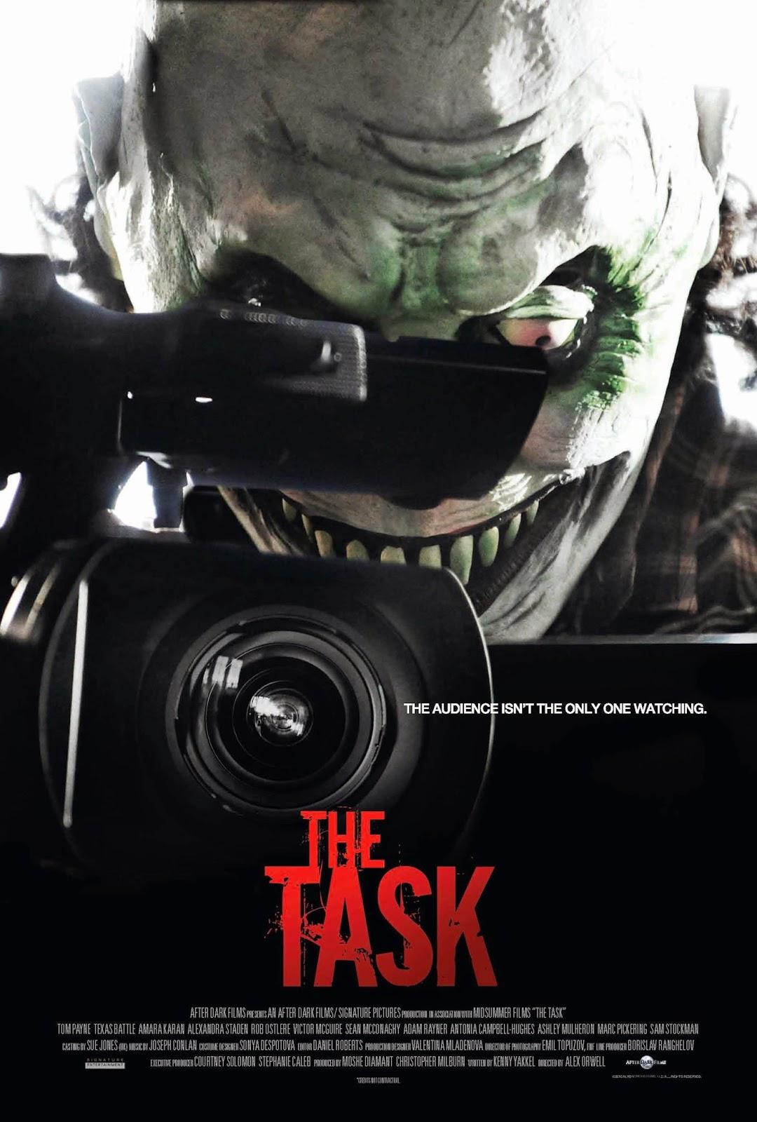 The Task (2011) BRRip ταινιες online seires oipeirates greek subs