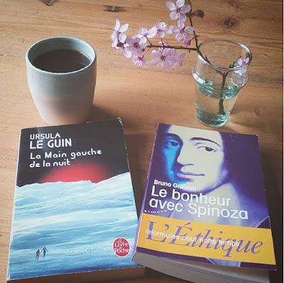 """""""La main gauche de la nuit"""" Ursula Le Guin"""