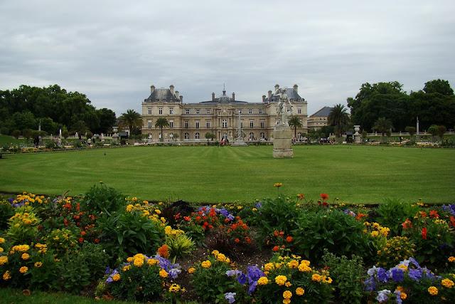 giardino-palazzo Lussemburgo-Parigi-Francia