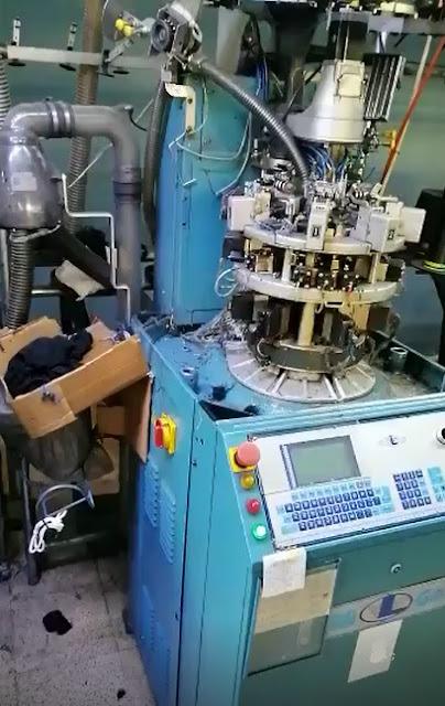 Lonati Sock Machine