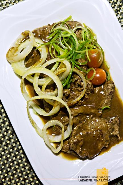 Ferra Hotel Boracay Ruf Restobar Beef Steak