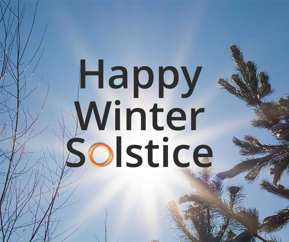 Winter Solstice Wishes Awesome Picture
