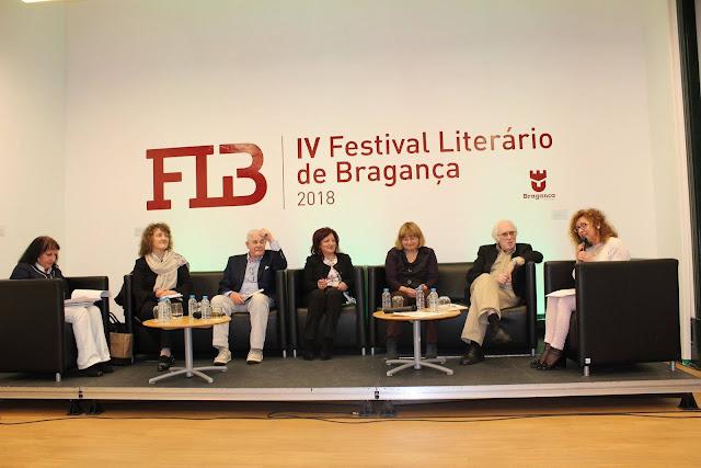 Image result for Festival literário de bragança, 2018