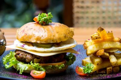 burger dan sandwich
