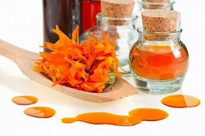 Remedio casero de caléndula para las hemorroides