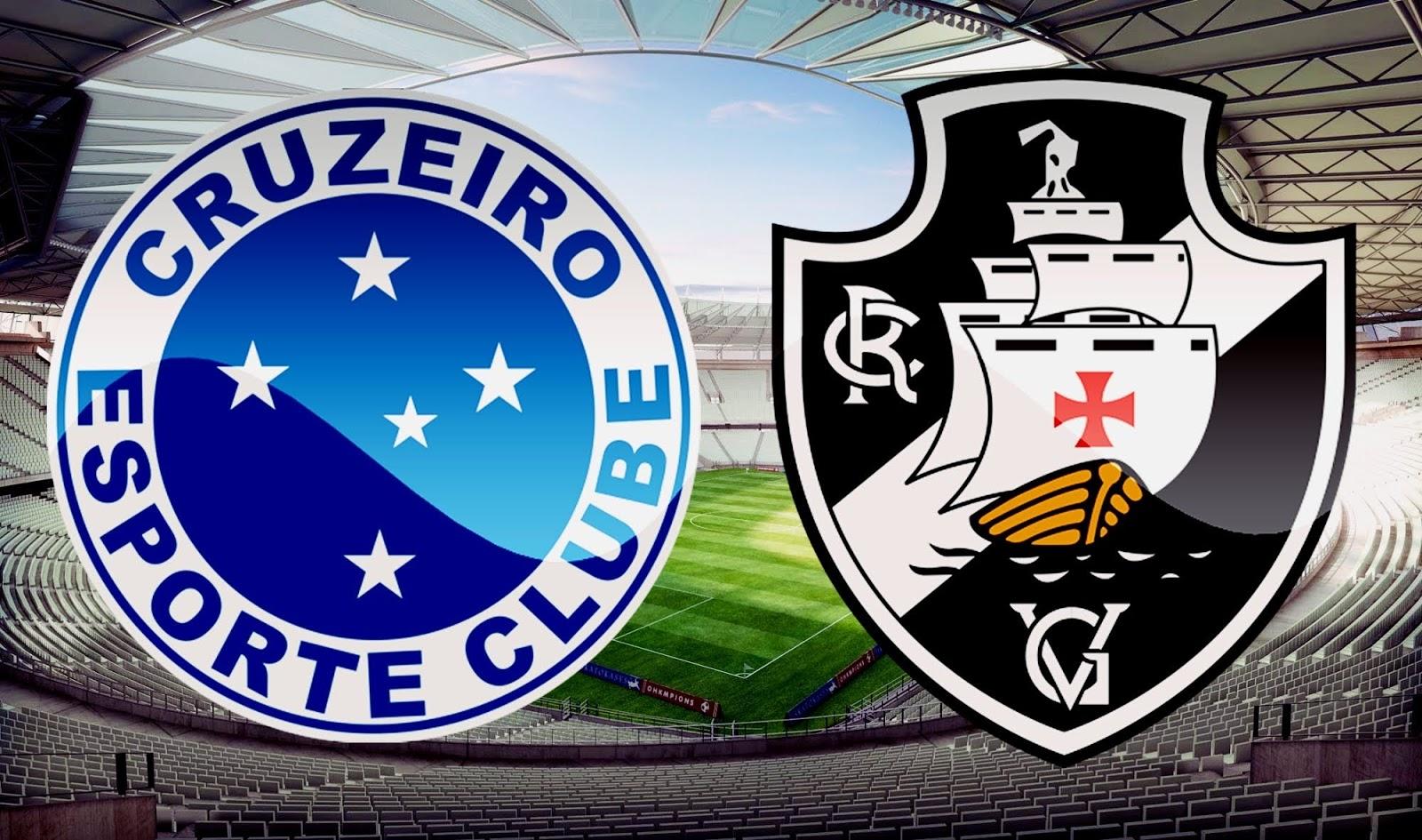 Assistir Cruzeiro x Vasco 01/09/2019