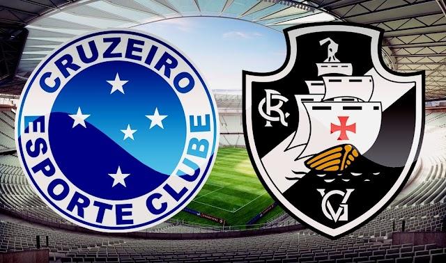 Assistir Cruzeiro x Vasco da Gama ao vivo grátis