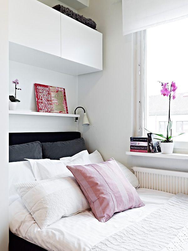 Ideas de almacenamiento para dormitorios peque os - Soluciones para dormitorios pequenos ...