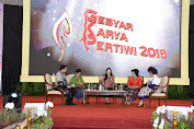 Wakil Menteri Pariwisata Talkshow Industri Kreatif di Balai Sudirman