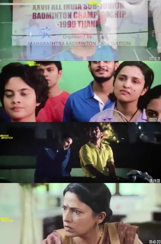 Saina 2021 Hindi 720p 480p pDVDRip x264 Full Movie