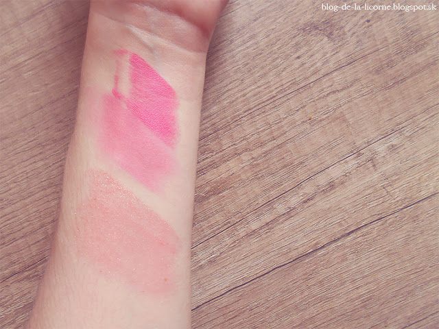 Makeup Revolution One Blush Stick Matte Pink recenzia