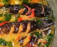 Resep praktis (mudah) ikan lele asam pedas spesial (istimewa) yang enak, sedap, gurih, nikmat dan lezat