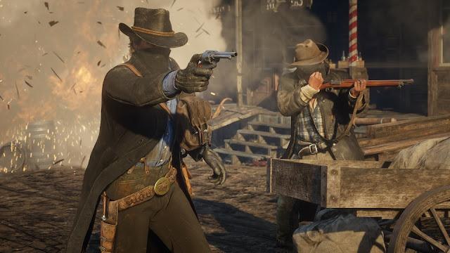إطلاق لعبة Red Dead Redemption 2 على الكمبيوتر في نوفمبر