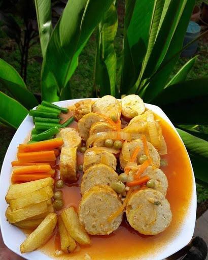 Cara Membuat Rolade Ayam : membuat, rolade, Resep, Membuat, Rolade, Spesial, Praktis, Masrana.com