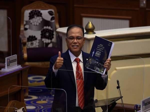 Guru KAFA di Pahang Terima Bantuan Khas RM300