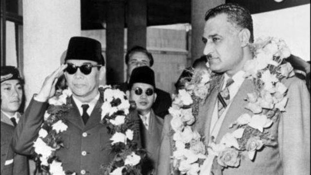 Monumen Soekarno di Aljazair Diresmikan Juni