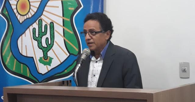 """Petrolândia: Vereador Toinho de Eugênio solicita mudança no """"projeto de  lei"""" da Taxa de iluminação pública"""