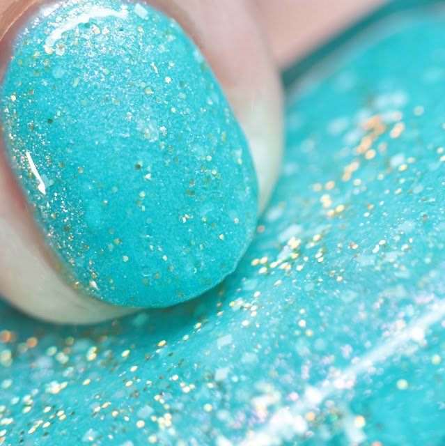 Nail Hoot Indie Lacquers Cutie Pie