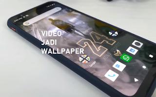 Cara Mengubah Video Jadi Wallpaper hp
