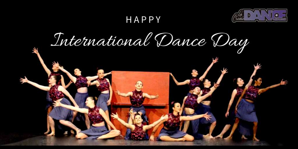 International Dance Day Wishes Unique Image