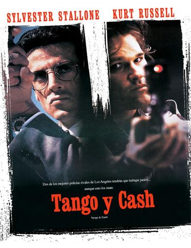 Ver Tango y Cash (1989) Online