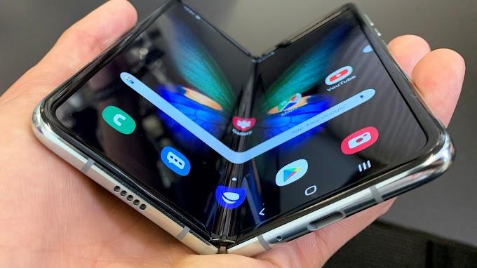 Samsung Memberi Pelanggan 100 Hari untuk mencuba Galaxy Fold