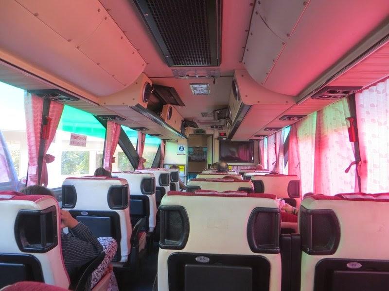 Автобус VIP 24 Таиланд