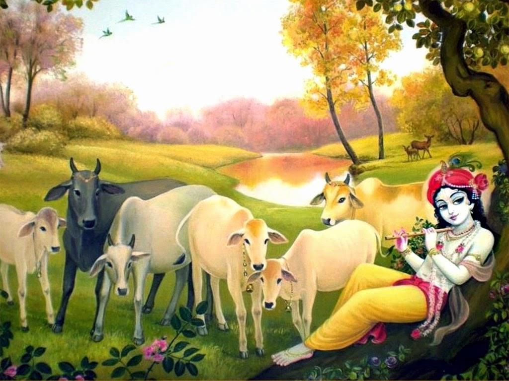 Hindu God Wallpapers: Krishna Wallpapers