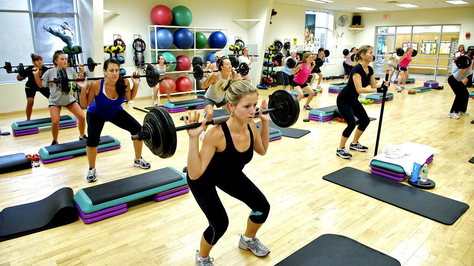 ymca fitness schedule