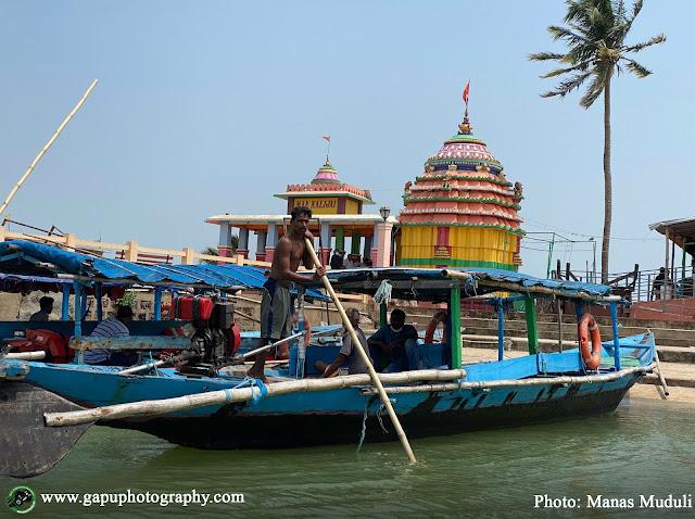 Maa Kalijai Temple in Chilika, Odisha