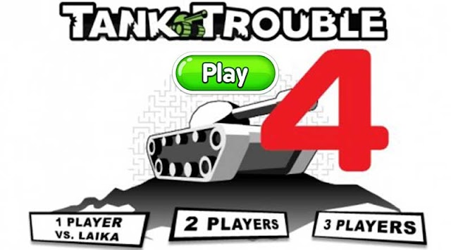 Tank Trouble 4 Unblocked Download : Free Game Of 2018