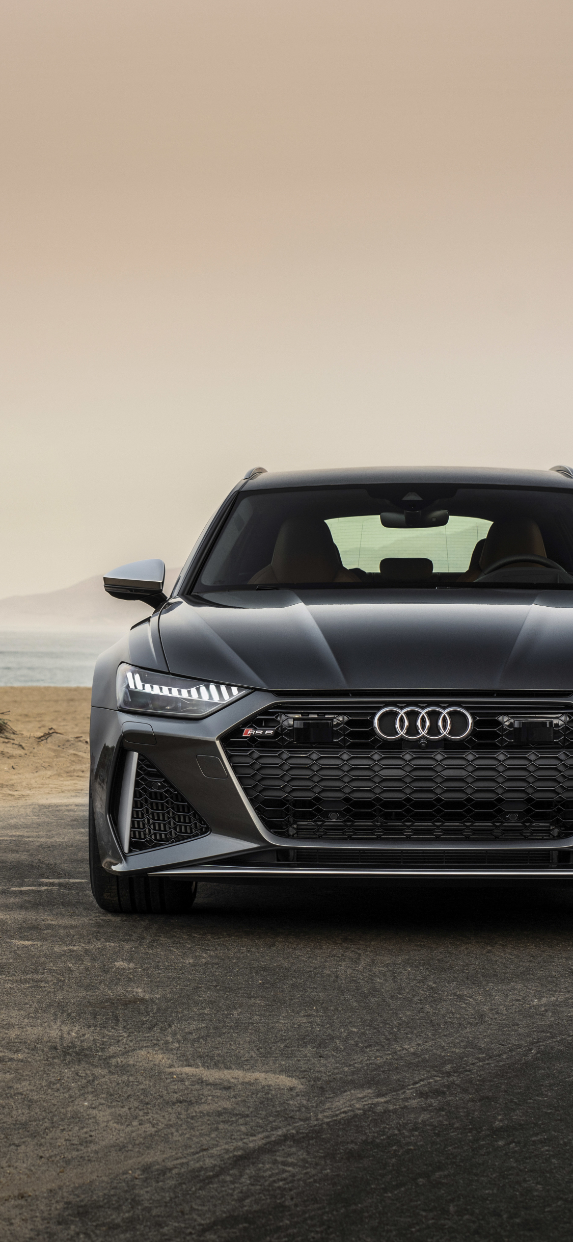 Audi RS6 Avant Mobile Wallpaper