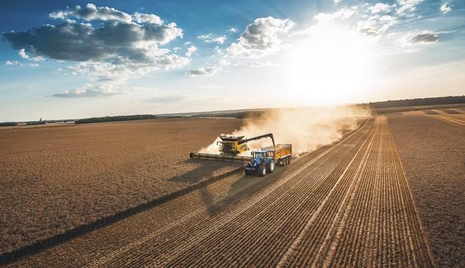 New Holland Agriculture comemora 125 anos de história