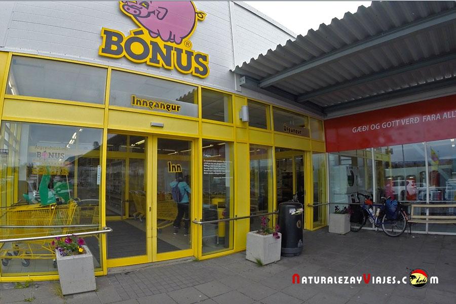 Bonus Islandia