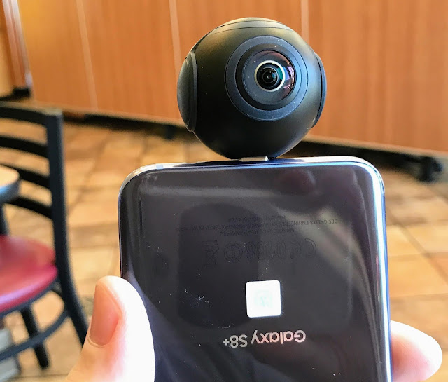 Hyper360 Camera to your Android Smartphone.