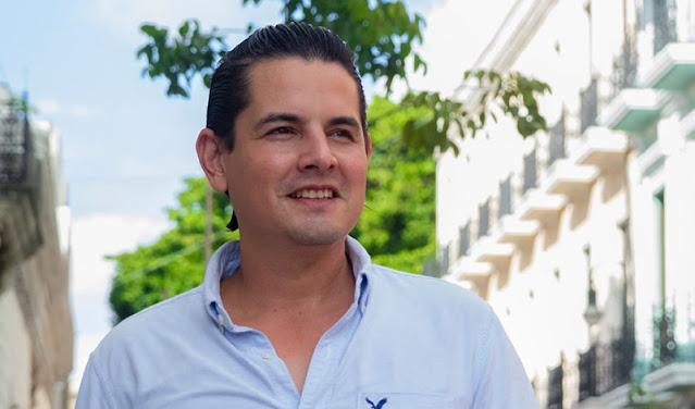 Tuffy Mafud Contreras, precandidato de RSP para Mérida