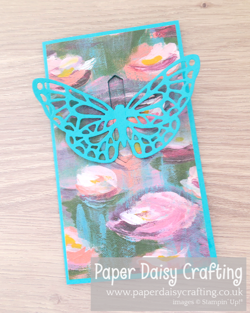 Stampin' Up! Springtime Impressions and Perennial Essence