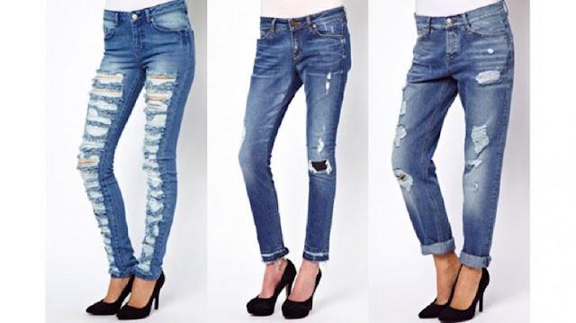 Tips Jitu Memilih Celana Jeans yang Pas dengan Bentuk Tubuh
