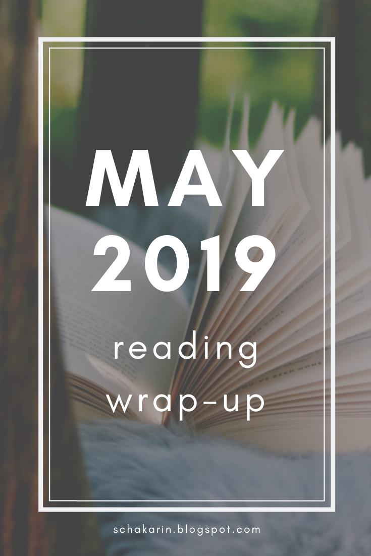 May 2019 Reading Wrap-Up