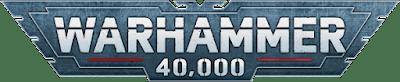 Logo Warhammer 40,000