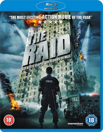 The Raid: Redemption (2011) Dual Audio Hindi 720p BluRay