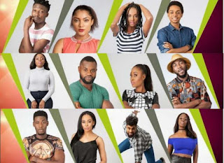 Big Brother Nigeria Housemates Storm Imo, As Government, Entertainers Welcome Uriel Oputa 2