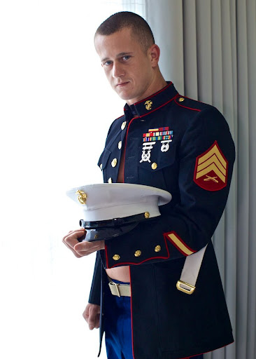 Males in Uniform Photography