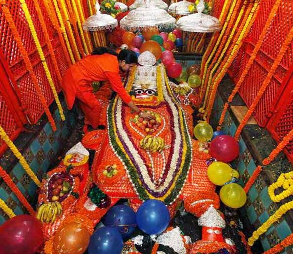 Sleeping Hanuman Temple, Allahabad, Uttar Pradesh