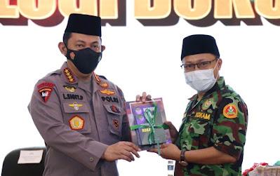 Kapolri Hadiri Tanwir 1 Pemuda Muhammadiyah