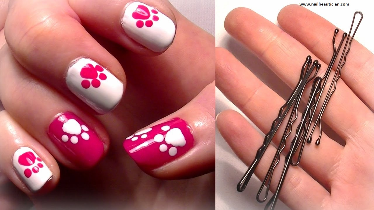 Nail Beautician Simple Nail Art Designs