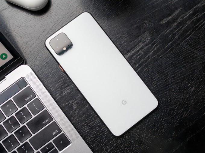Sorteio de um smartphone Google Pixel 4
